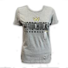 Women's Grey Nike T-Shirt